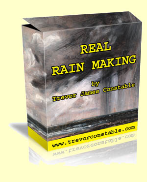 Real Rain Making by Trevor Constable